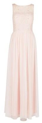 Dorothy Perkins Womens **Showcase Blush 'Harper' Maxi Dress