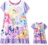 My Little Pony Little Girls' Magical Nightgown