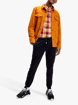 Tommy Hilfiger Tommy Jeans Cargo Jacket, Spiced Toddy