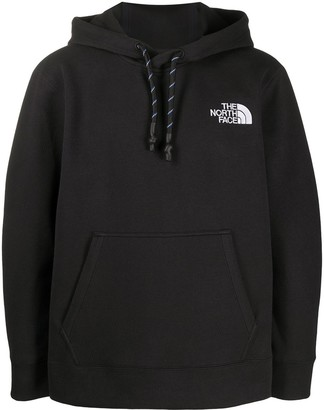 The North Face Chest Logo Hoodie