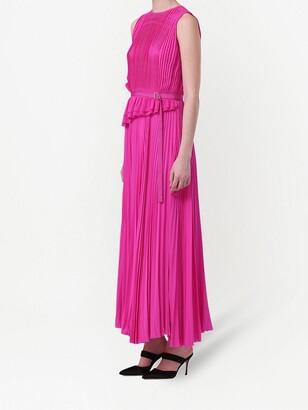 Jason Wu Collection Sleeveless Pleated Day Dress
