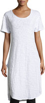Knot Sisters India Knit Tunic Dress, White