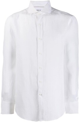 Brunello Cucinelli Long Sleeve Shirt