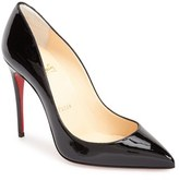 Christian Louboutin Women's 'Pigalle Follies' Pointy Toe Pump
