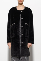 Just Female Hampton Fur Coat