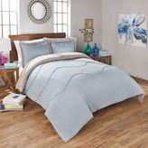 Vue VueTM Sapphire Reversible Comforter Set