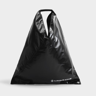 MM6 MAISON MARGIELA Japanese Tote In Black Synthetic Leather