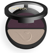 Inika Pressed Mineral Eye Shadow Duo 3.9g
