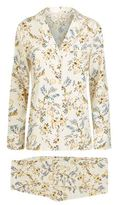 Stella-McCartney-Lingerie Stella Mccartney Lingerie Poppy Snoozing Floral Pyjama Set