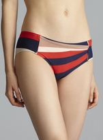 Marc by Marc Jacobs Side Pleated Hipster Bottom
