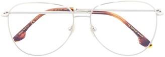 Victoria Beckham Aviator-Frame Glasses