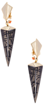 Alexis Bittar Dangling Futurist Drop Earrings