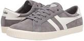 Gola Tennis Mark Cox Suede (Ash/Off-White) Men's Shoes