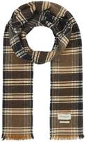 Oliver Spencer Hause Check Scarf