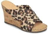 Aerosoles Party Plush Wedge Sandal