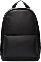 3.1 Phillip Lim Black Leather Hour Backpack