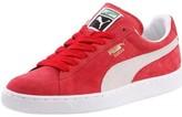 Puma Suede Classic Team Regal Redwhite White-Red