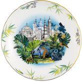 Christian Lacroix Reveries Set Of 4 Porcelain Soup Plates
