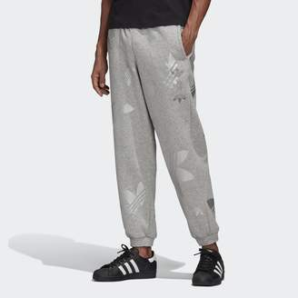adidas Big Trefoil Metallic Sweat Pants