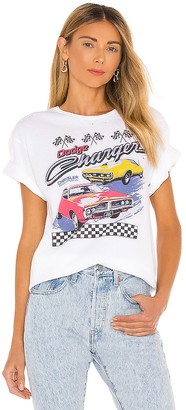Junk Food Clothing Dodge Charger Tee