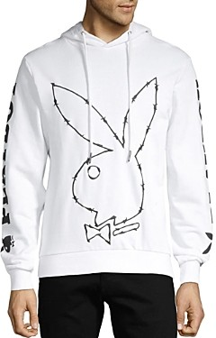 Eleven Paris x Playboy Laya Hooded Sweatshirt