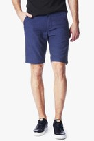7 For All Mankind Chino Short In Indigo