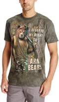 The Mountain Men's Arm Bears T-Shirt