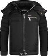 DSQUARED2 Boys Black Padded Jacket