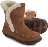 Tempur-Pedic Joanie Boot Slippers - Suede (For Women)