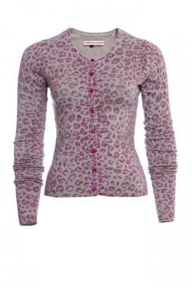 Rebecca Taylor Purple Cashmere Knitwear