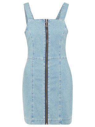 Mavi Jeans Women's Zip Detail Dress