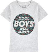 Little Eleven Paris T-shirt with a print