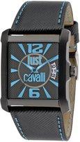Just Cavalli Men's Quartz Watch R7251119001 with Leather Strap