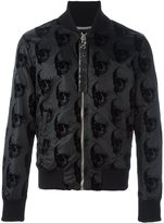 Philipp Plein 'Think' bomber jacket