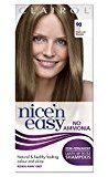Clairol Nice'n Easy No-Ammonia Non-Permanent Hair Colour - Shade 90 Dark Ash Blonde by Nice'n Easy