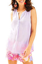 Lilly Pulitzer Sleeveless Stacey Top