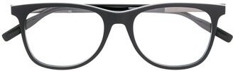 Montblanc Square-Frame Prescription Glasses