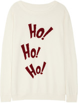 Lot 78 Lot78 Ho! Ho! Ho! knitted sweater