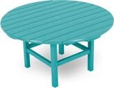 Polywoodâ® Recycled Plastic/Resin Coffee Table POLYWOODA Color: Aruba