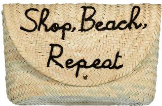 Poolside Shop Beach Repeat Clutch