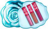 Lime Crime Velve-Tins Mini Velvetines Trio Set - Blue Rose