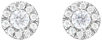 Diamond Select Cuts Artistry 14K 0.25 Ct. Tw. Diamond Studs