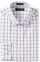 Banana Republic Grant Slim-Fit Supima® Cotton Grid Shirt