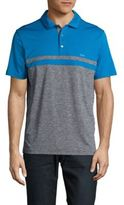 Calvin Klein Colorblock Polo Shirt