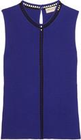 Emilio Pucci Cutout stretch-knit top