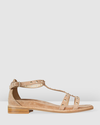 Bared Footwear - Women's Brown Sandals - Flamingo Flat Sandals - Women's - Size One Size, 36 at The Iconic