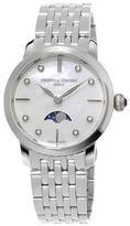 Frederique Constant Slimline Moonphase Quartz Watch