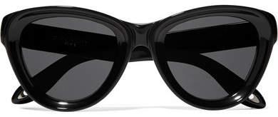 Givenchy Cat-eye Acetate Sunglasses - Black