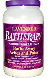 Queen Helene Batherapy Natural Mineral Bath, Lavender, 5 Pound