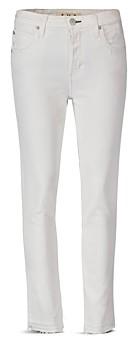 Amo Straight-Leg Jeans in Sea Salt